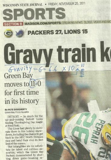 news - green bay gravity iron 26 economics GM