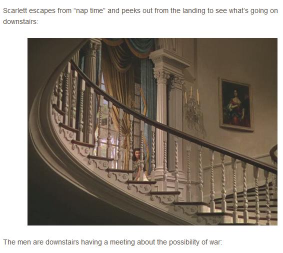 dna war spiral staircase