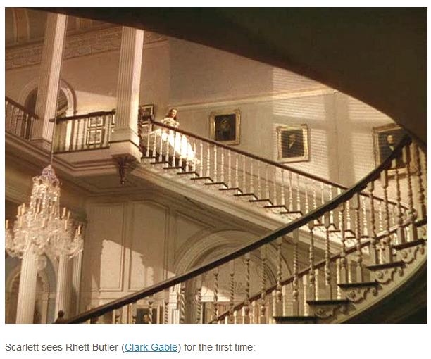 spiral staircase movie dna